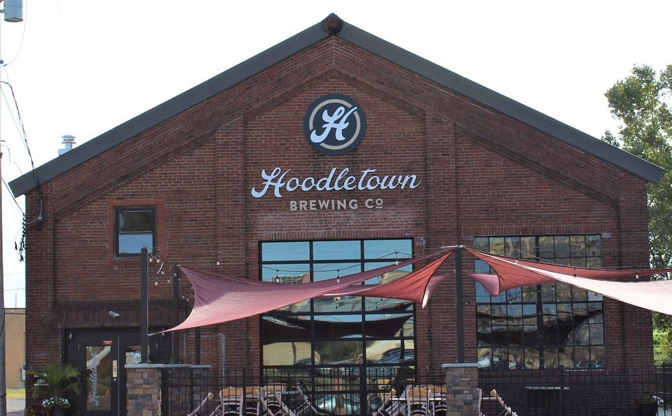 Hoodletown Brewery in Dover, Ohio
