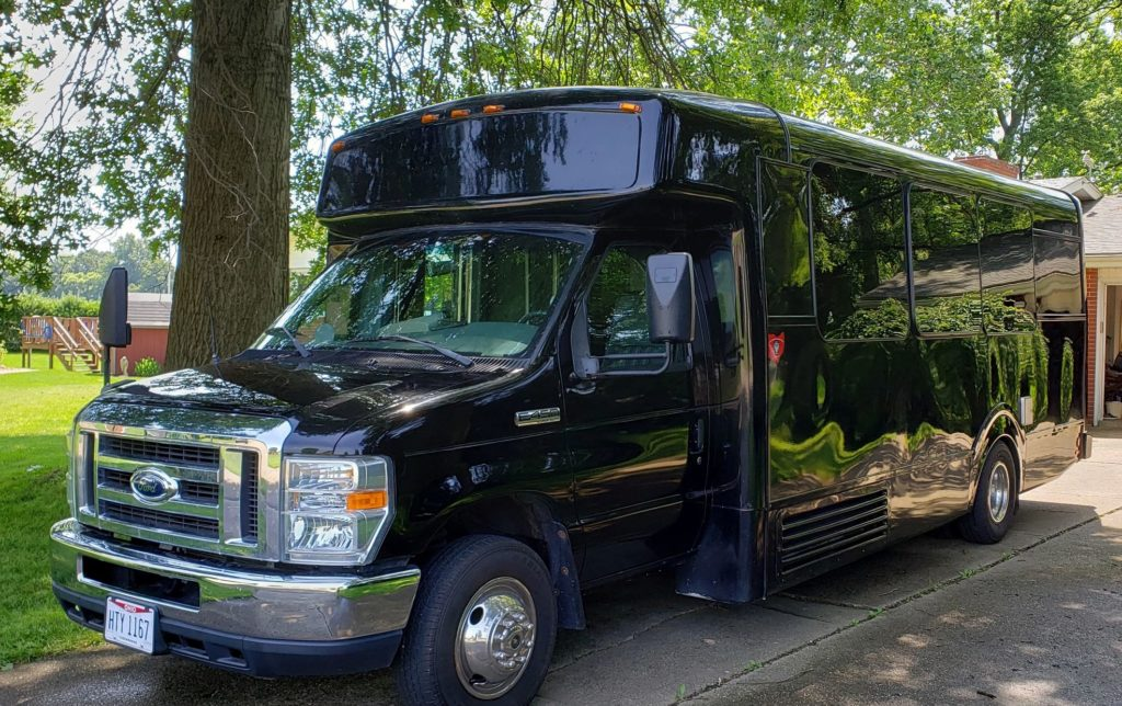 Beer and Winery Tour Bus